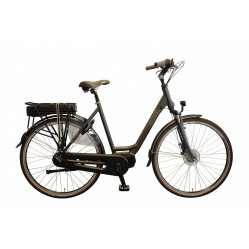 Bikkel Ibee Bora, Bruin