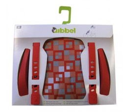 Qibbel Qibbel Stylingset Luxe V Checked Rd