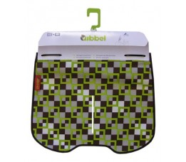 Qibbel Qibbel Windschermflap Checked Grn