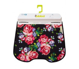 Qibbel Qibbel Windschermflap Roses Zw