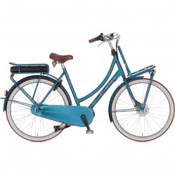 Cortina E-u4 Transport 450w, Storm Blue Matt