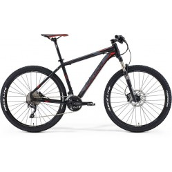 Merida Big Seven 500 , Black/red