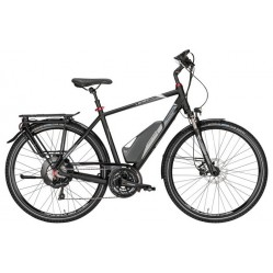 Bulls Lavida Plus 600wh, Matt Black