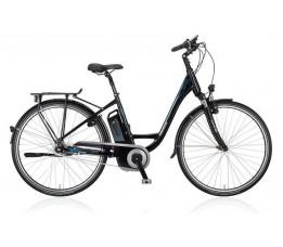 Kreidler Vitality Eco 7 Panasonic 540 Wh, Black/blue